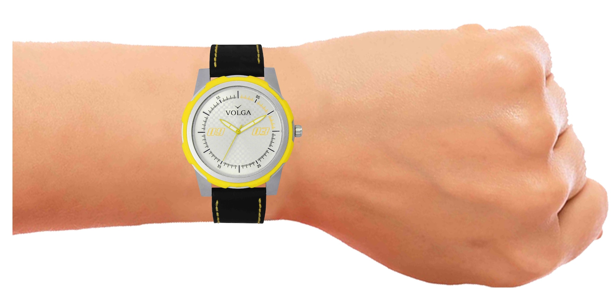 New Collection Volga Stylist Luxury Analog Watch For-Men