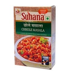 de9bbedaee Buy Suhana Chhole Masala (carton) - Masala & Spices Products Online – Order  Grocery from Kotabasket.com Justdial
