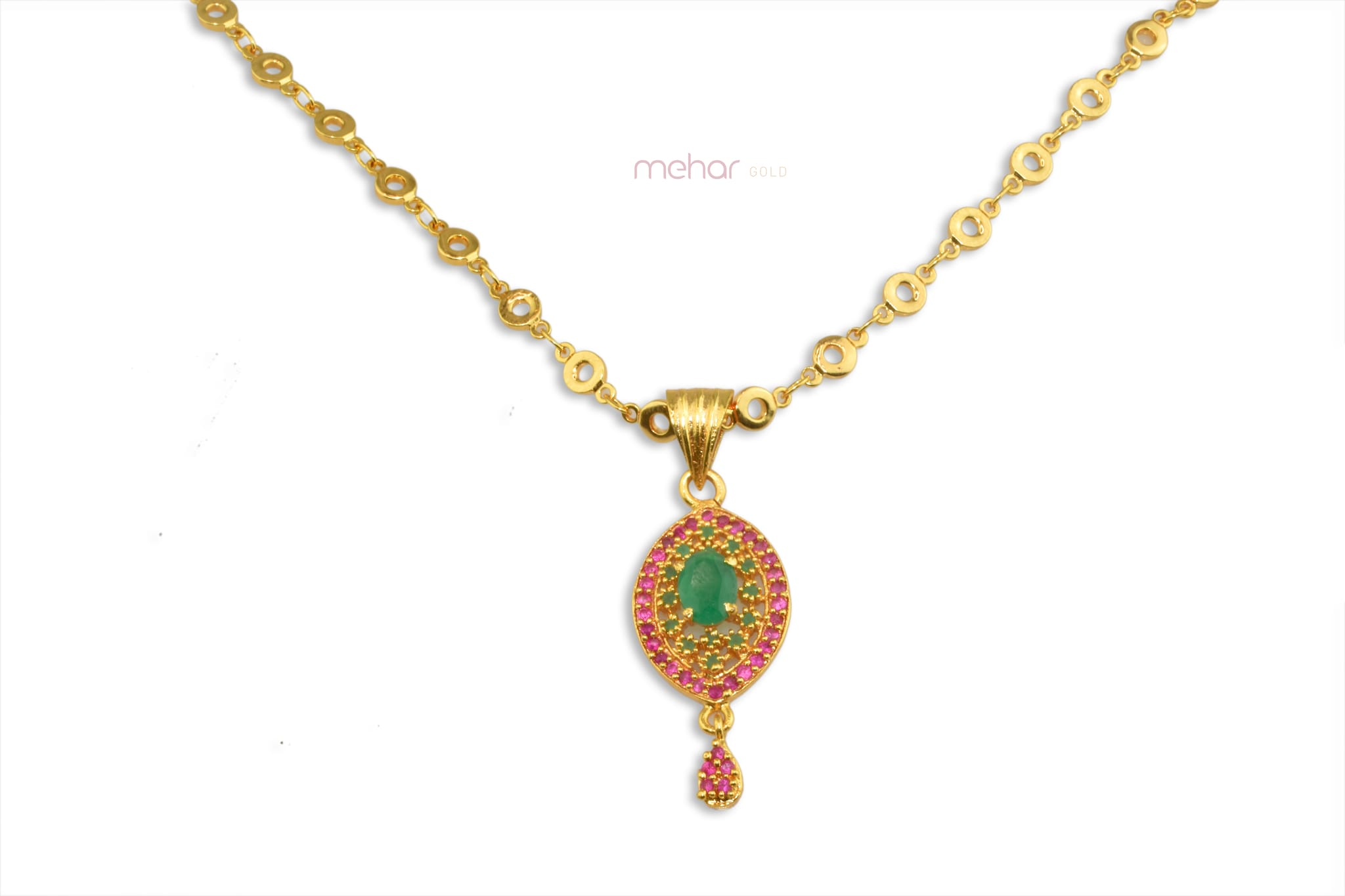 Chain With Locket 0105 (24 inch)