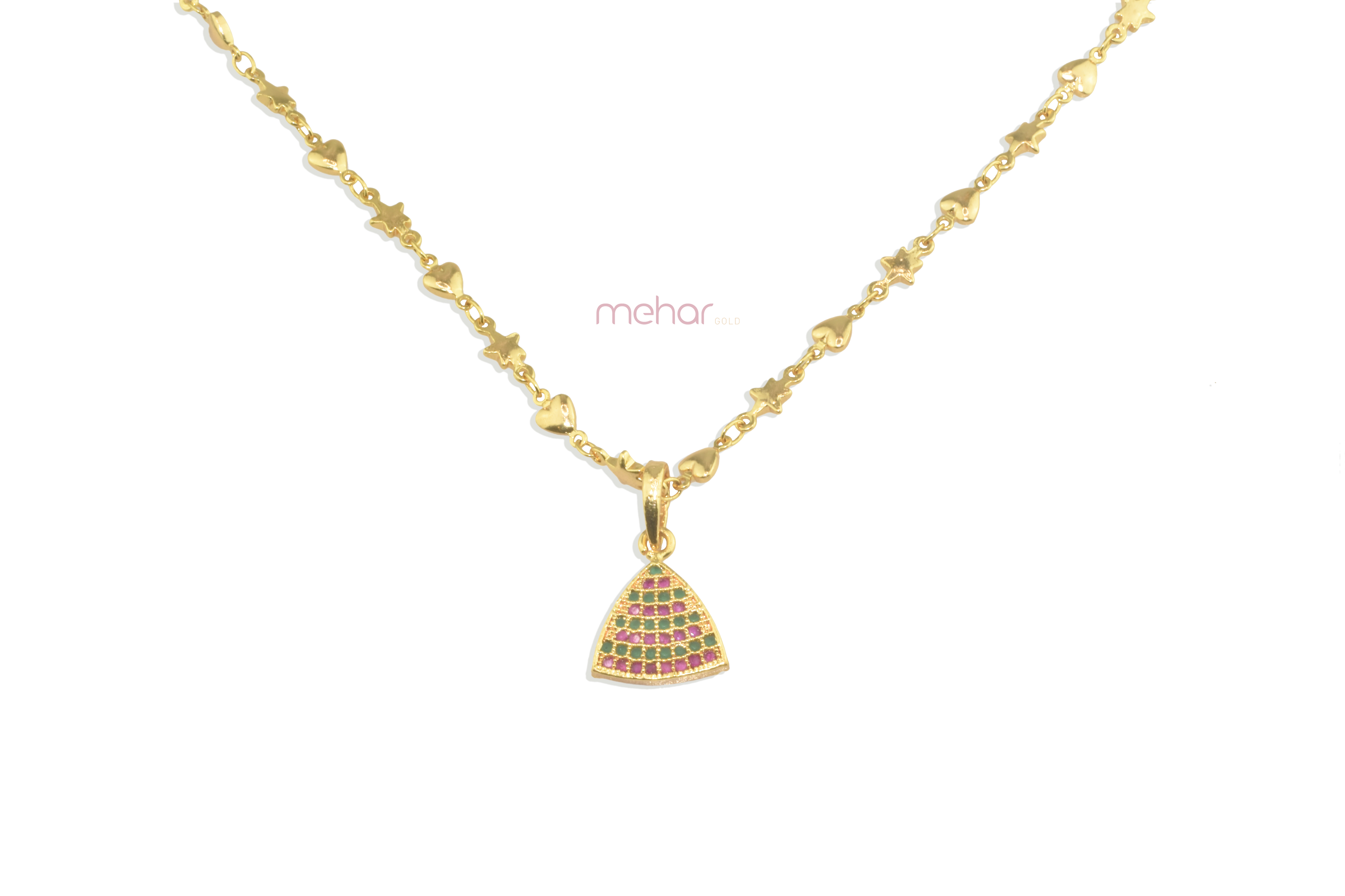 Chain With Locket 0111 (24 inch)