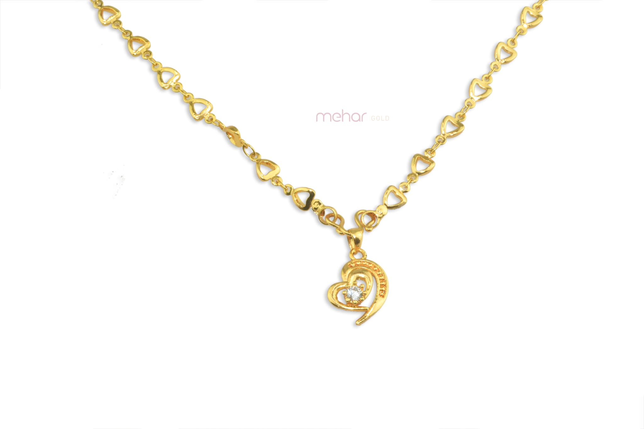 Chain With Locket 0099 (18 inch)
