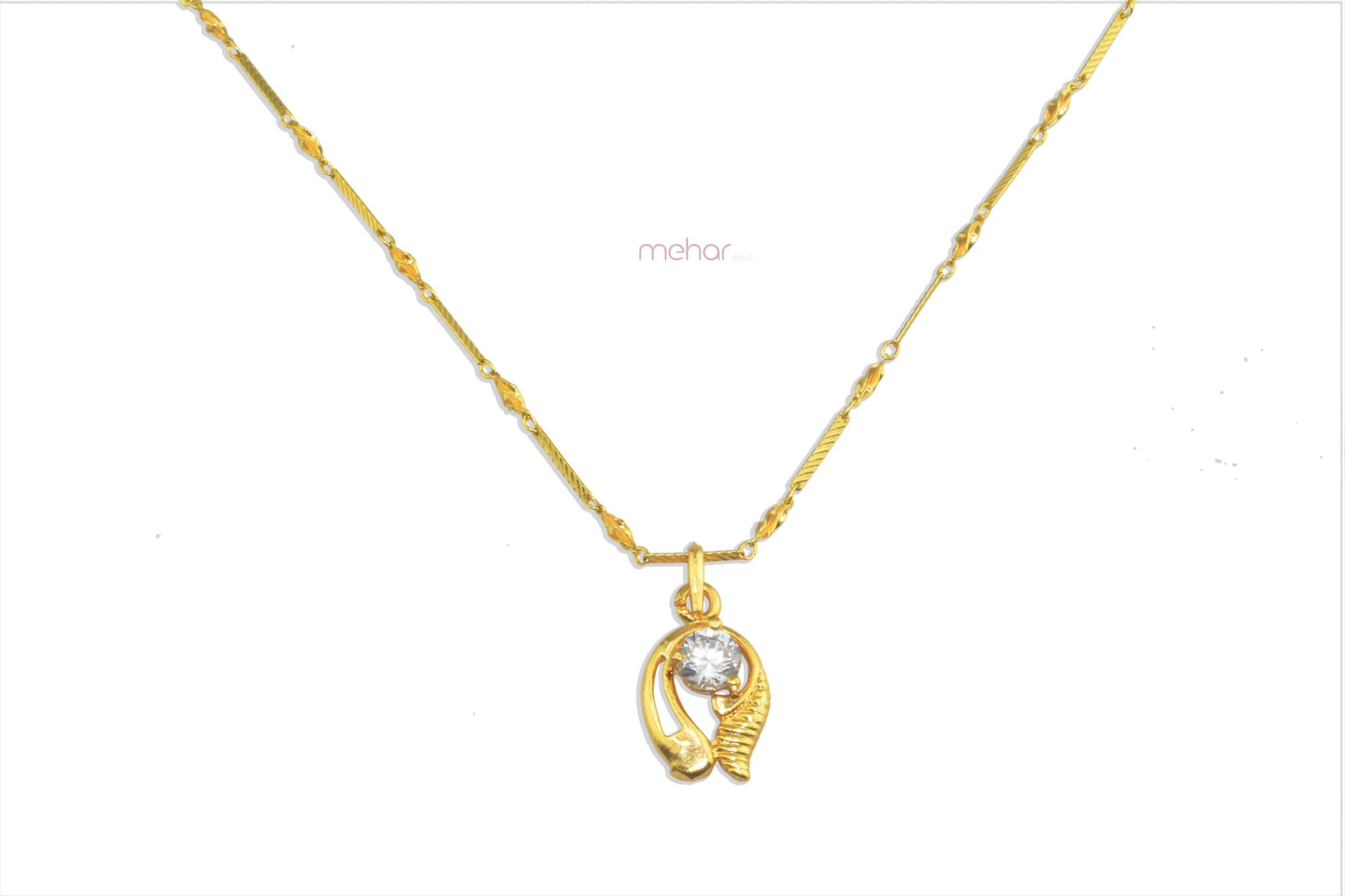 Chain With Locket 0112 (18 inch)