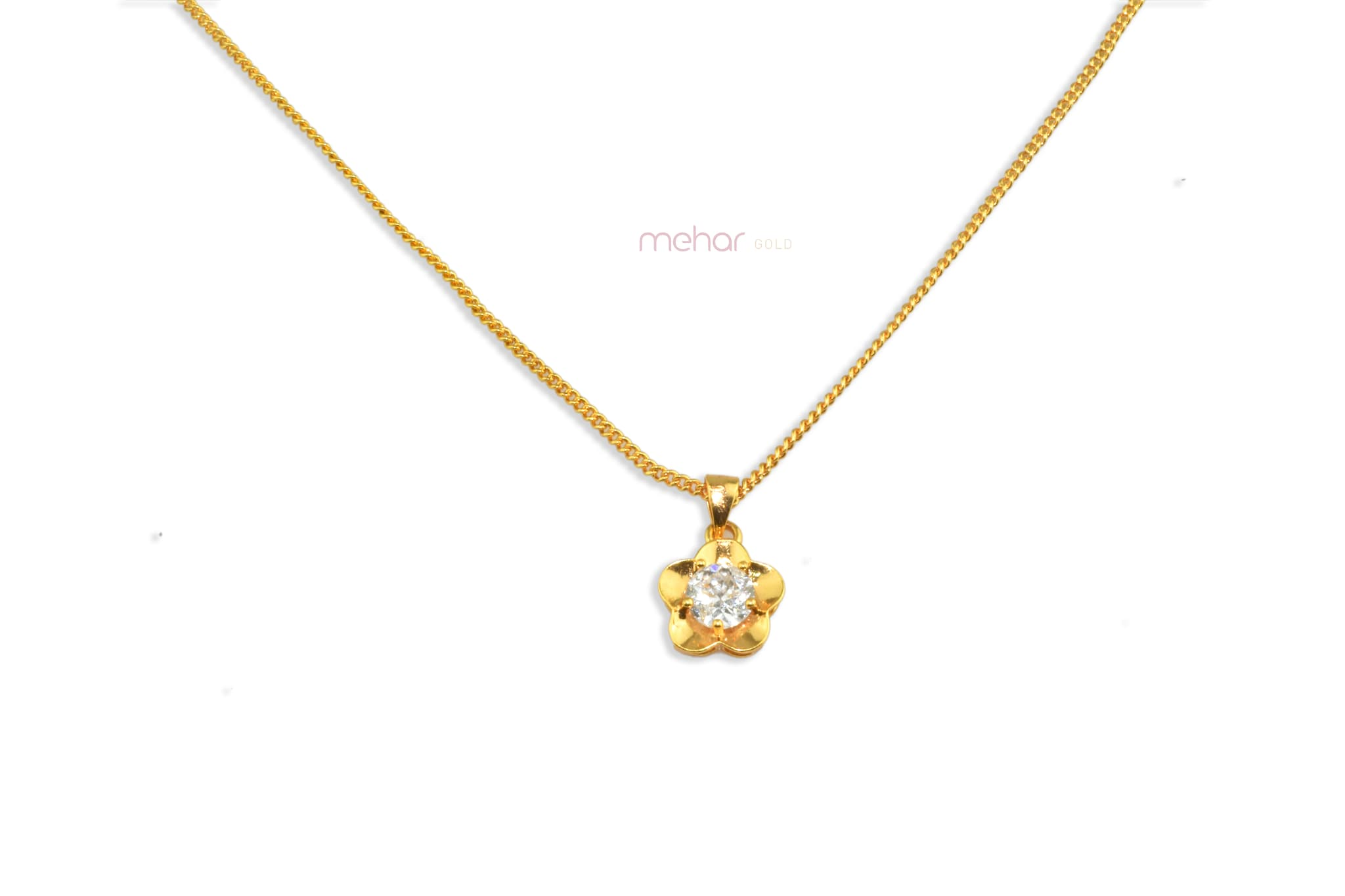 Chain With Locket 0124 (18inch)