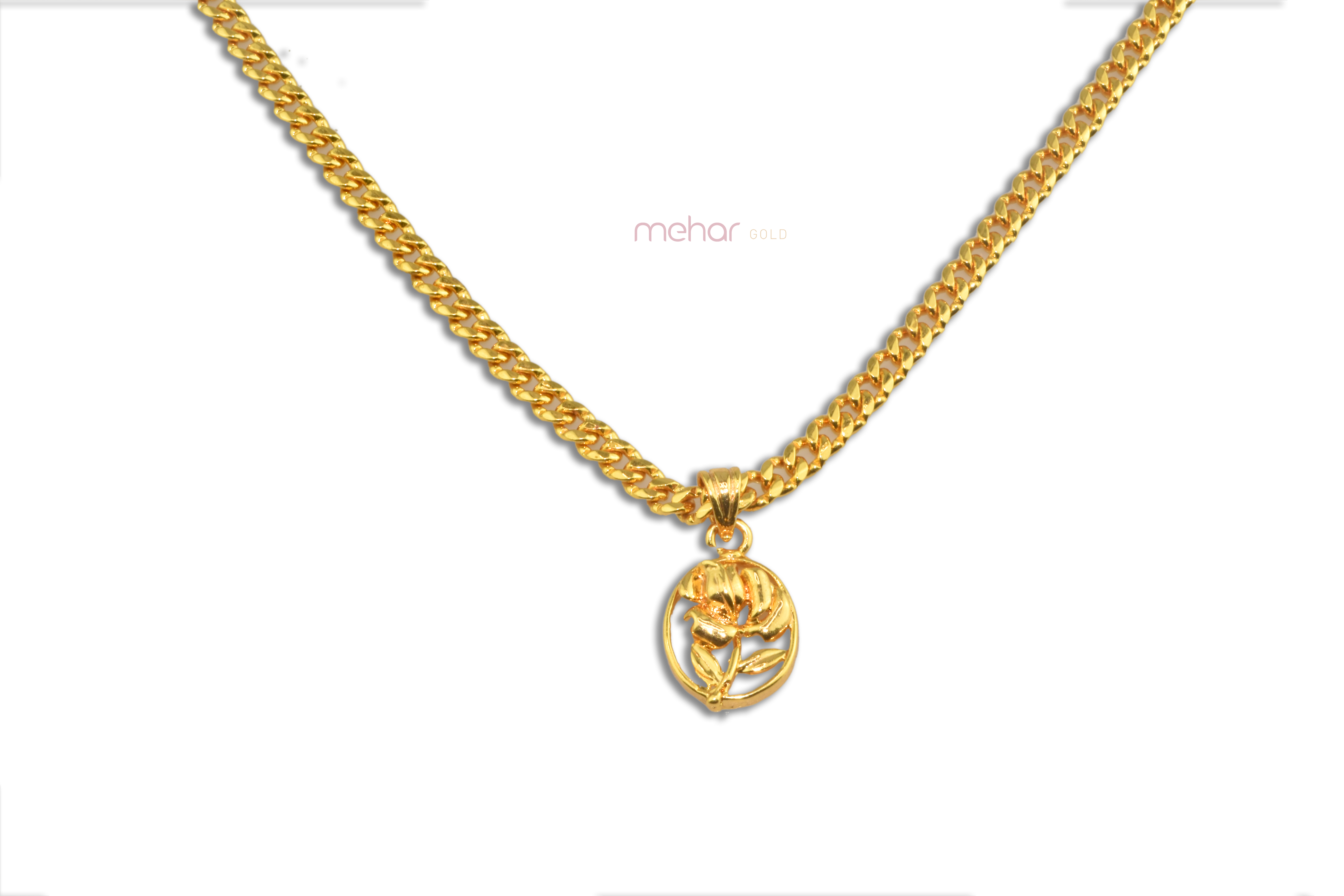 Chain With Locket 0103 (18inch)