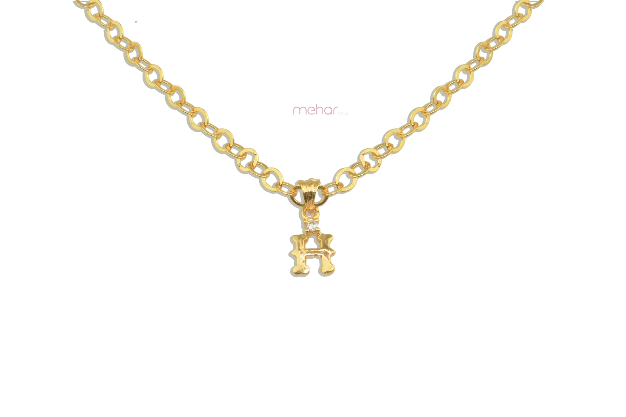 Chain With Locket 0110 (24 inch)