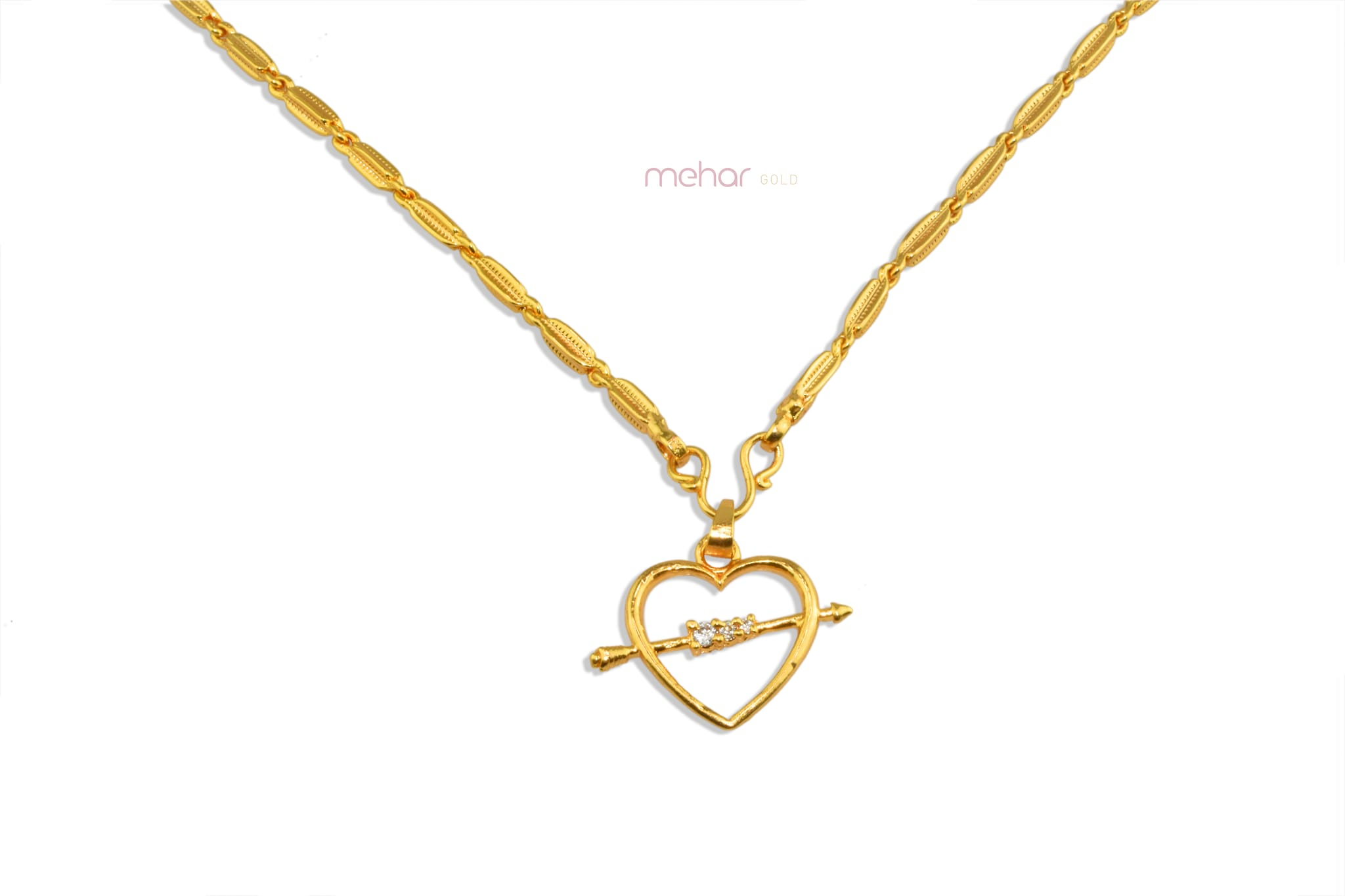 Chain With Locket 0100 (18 inch)