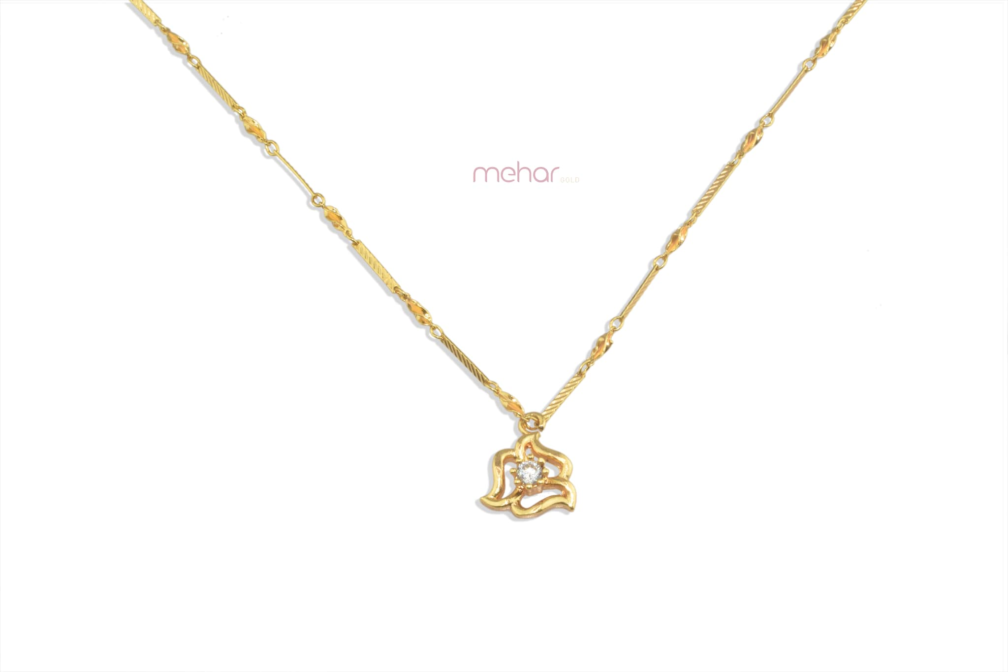 Chain With Locket 0114 (24 inch)