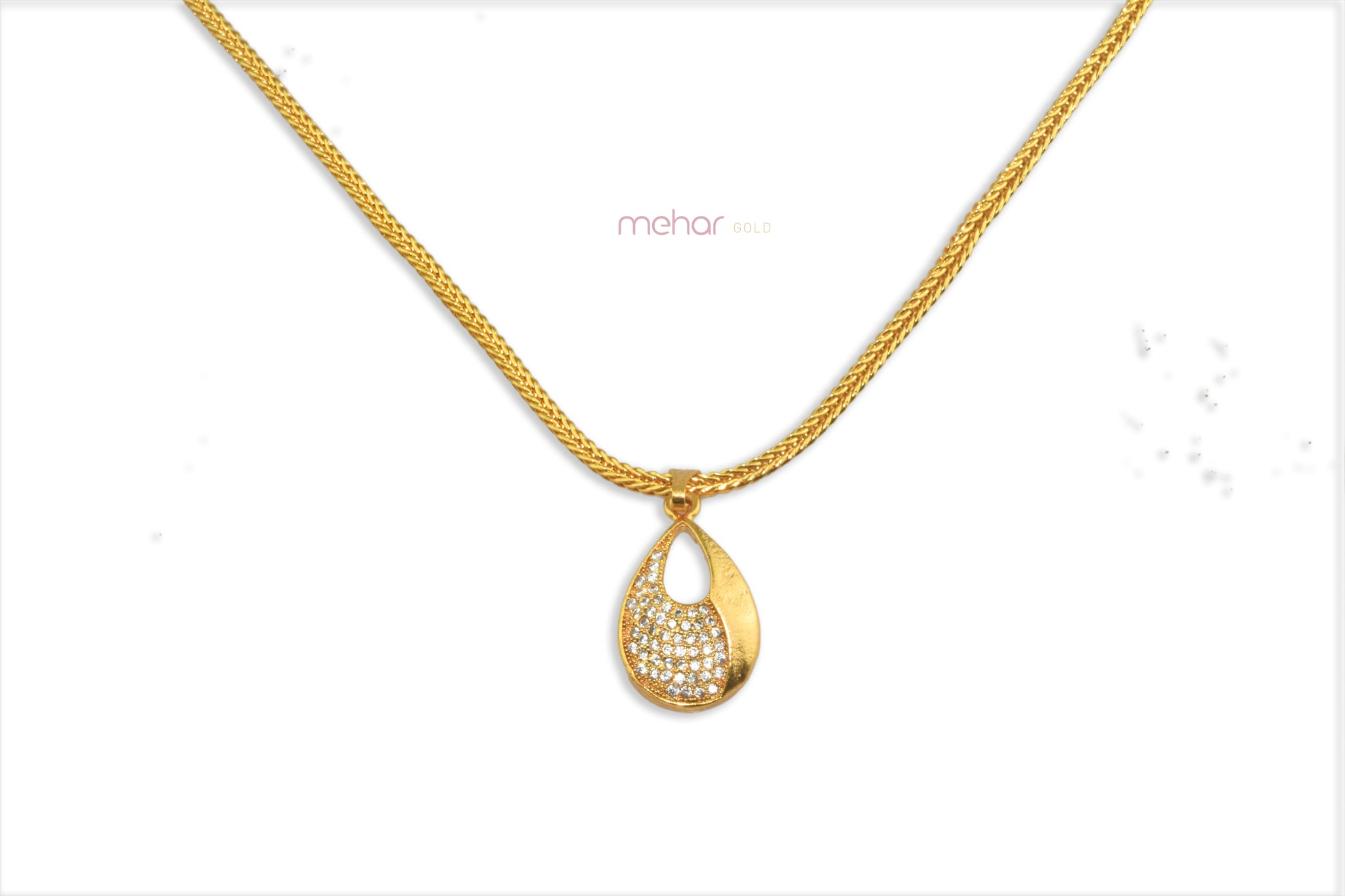Chain With Locket 0101 (18 inch)