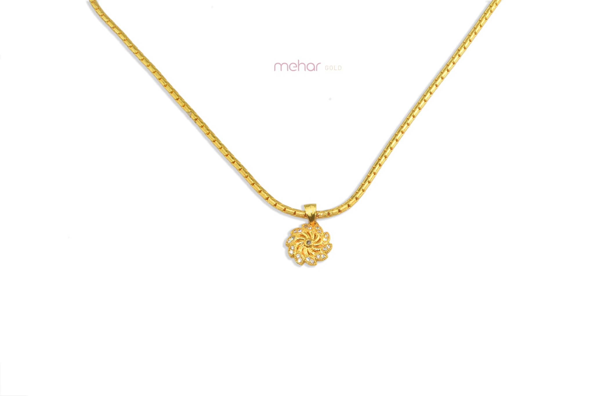 Chain With Locket 0090 (24 inch)