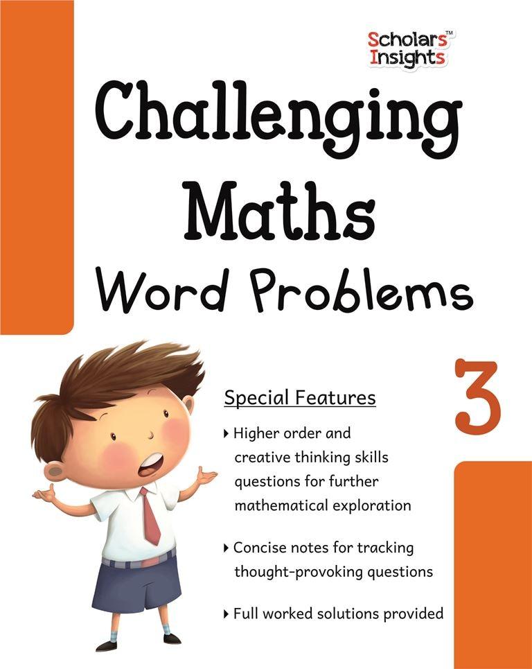 Challenging Maths Word Problem 3