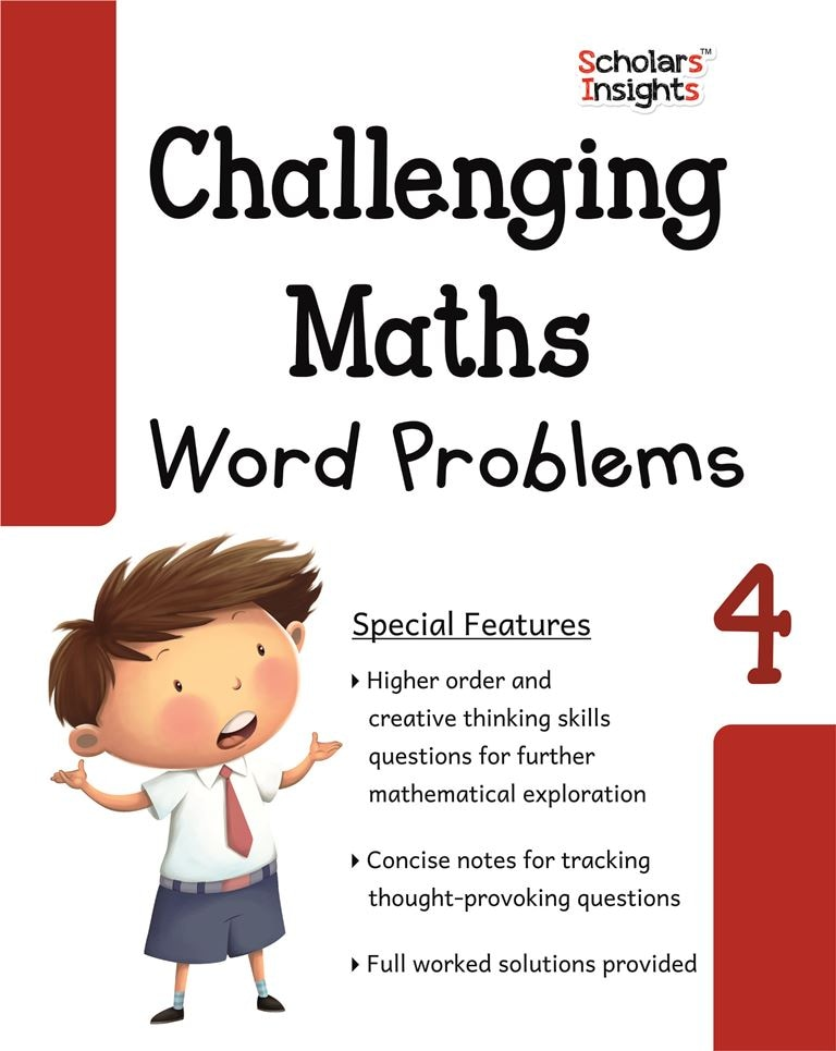 Challenging Maths Word Problem 4