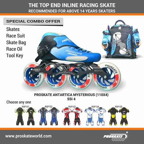 PROSKATE ANTARTICA MYSTERIOUS 110X4 SSI 4 COMBO A (4)