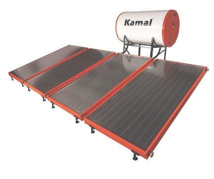 1000LPD FPC Pressurized Solar Water Heater.