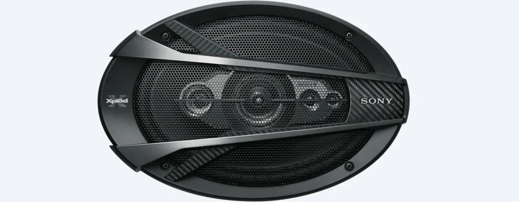Sony 16 X 24 Cm (6.3 X 9.4) 5-Way Coaxial Speaker XS-XB6951