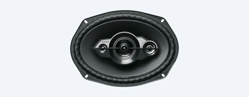Sony 16 X 24 Cm (6.3 X 9.4) 4-Way Coaxial Speaker XS-XB6941