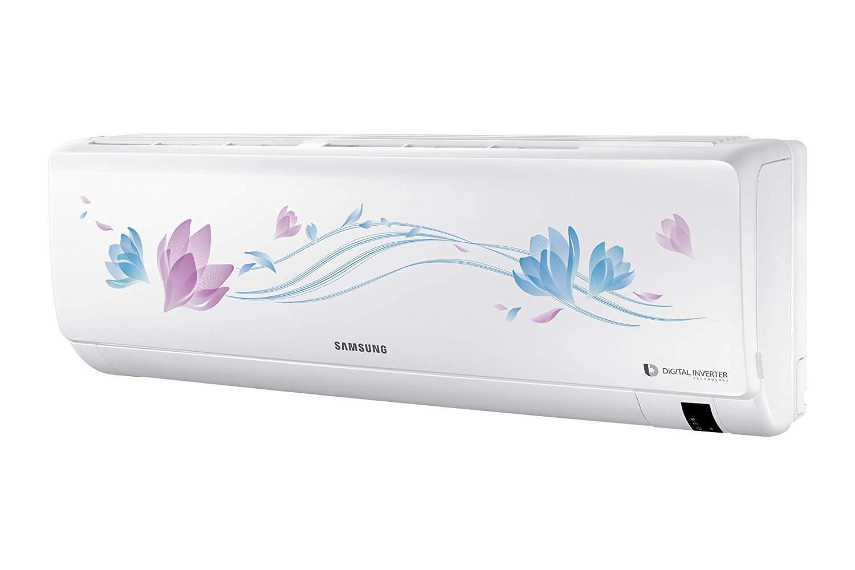 Samsung 1.5 Ton 3 Star Inverter Split AC (Alloy, AR18RV3HFTV, White)