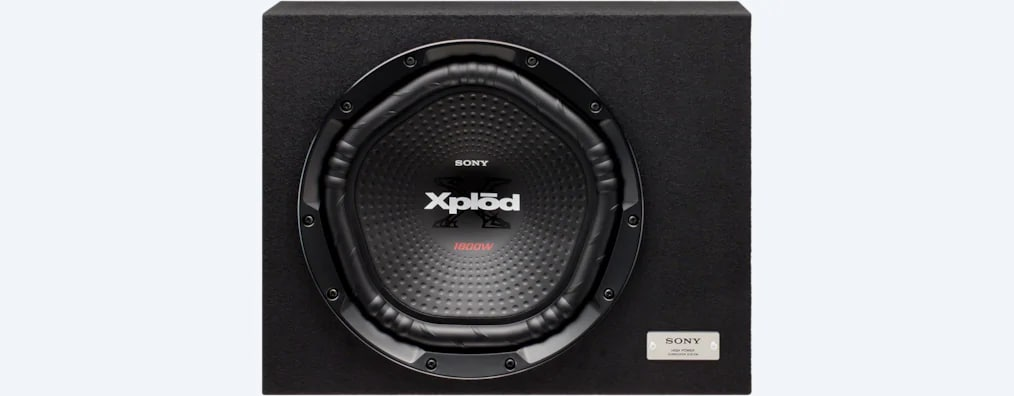 Sony 30 Cm (12) Subwoofer With Shallow Enclosure XS-NW1202S