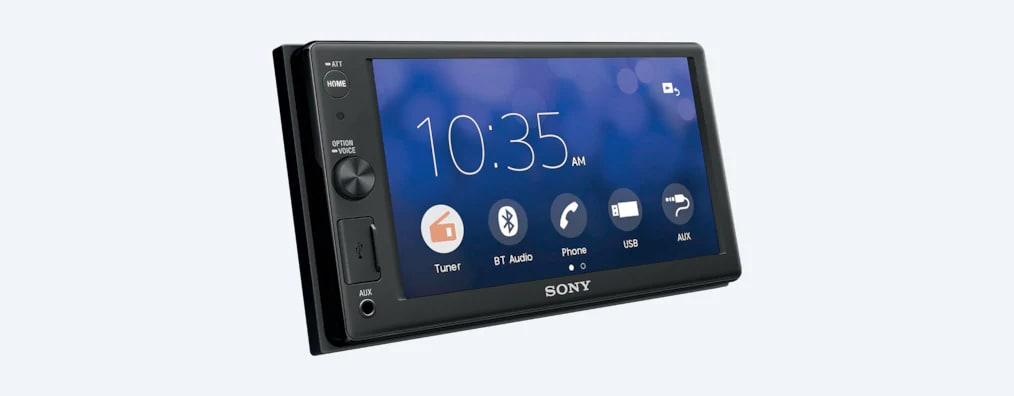 Sony 15.7 Cm (6.2) Apple CarPlay Media Receiver With BLUETOOTH® XAV-AX1000