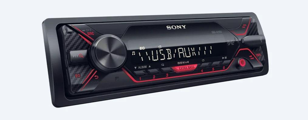 Sony DSX-A110U Media Receiver With USB DSX-A110U