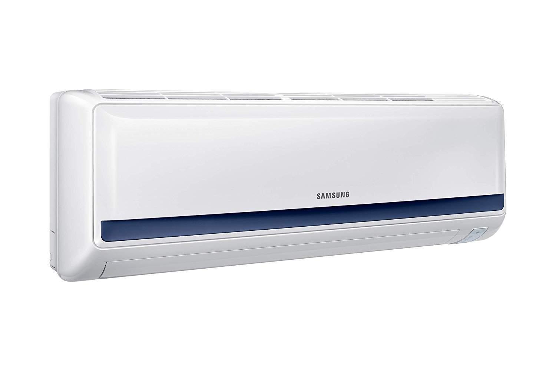 Samsung 1.5 Ton 3 Star Inverter Split AC (Alloy, AR18RV3JFMC, White)