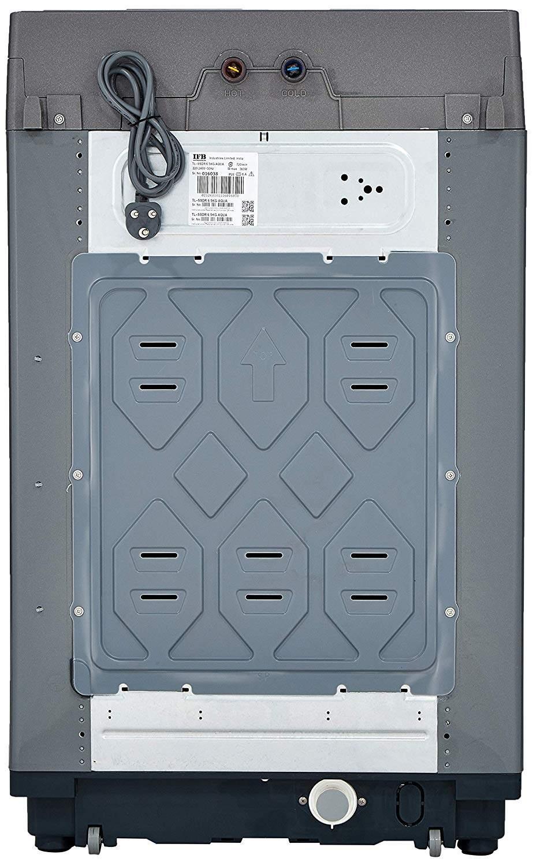 IFB 7.5 Kg Fully-Automatic Top Loading Washing Machine (TL-SSDR 7.5 Kg Aqua, Red)