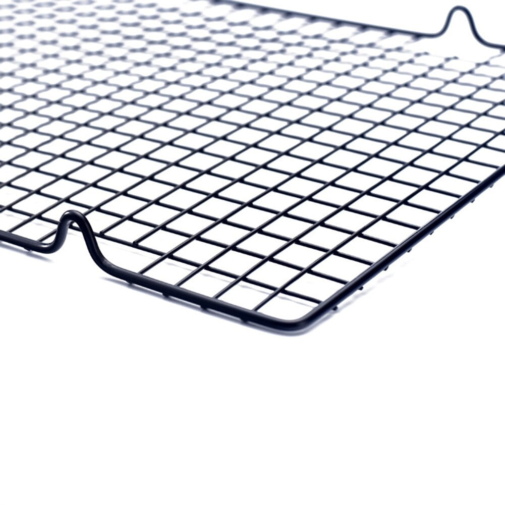 Stainless Steel Non-stick Cooling Rack Grid Baking Tray For Biscuit Cookie Pie Bread Cake