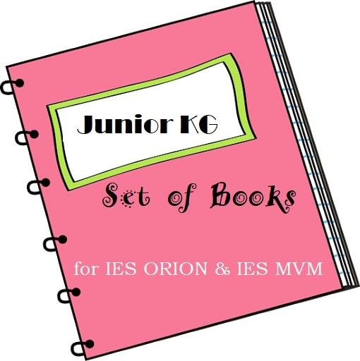 JUNIOR KG SET FOR IES ORION & IES MVM