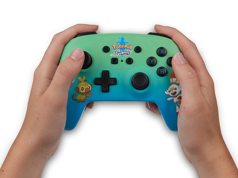 Enhanced Wireless Controller For Nintendo Switch - Pokemon Sword (Nintendo Switch)