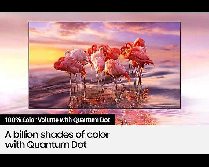 "SAMSUNG (QA43Q60AAKLXL) 108cm (43"") QLED 4K Smart TV"