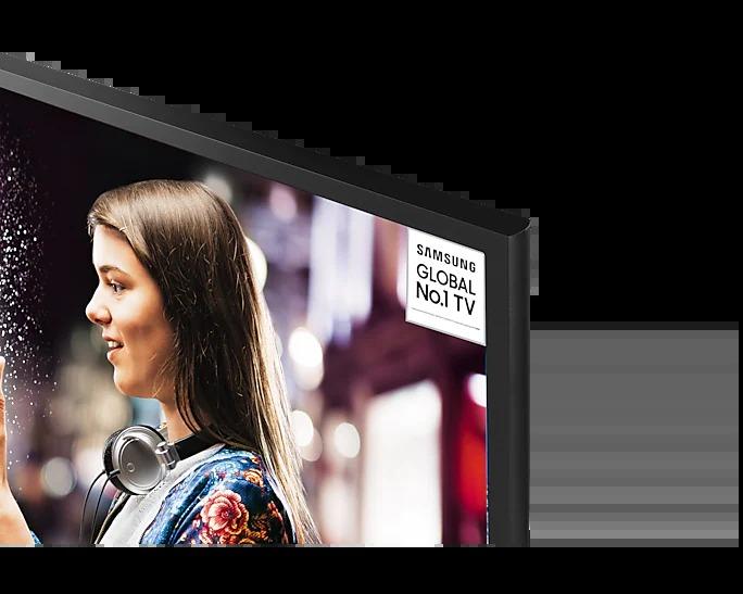 """SAMSUNG (UA43T5500AKXXL) 108cm (43"""") Smart FHD TV"""