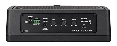 "Rockford 8"" Micro Powered Subwoofer Enclosure - Punch Series  PS-8"