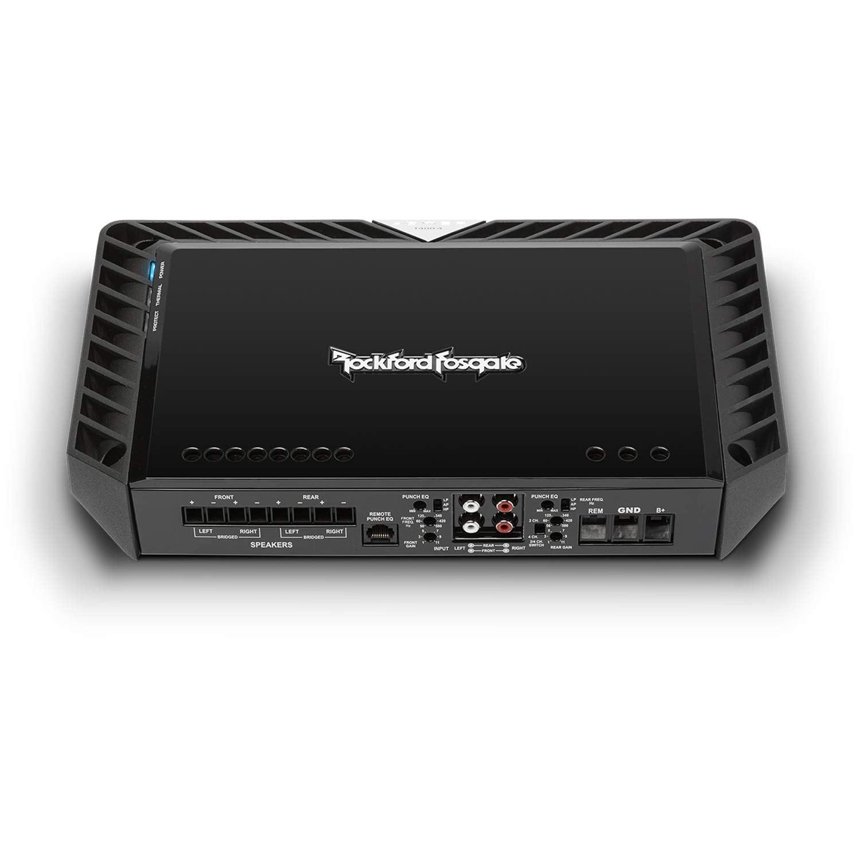 Rockford 4 Channel Amplifier - Power Series T400-4