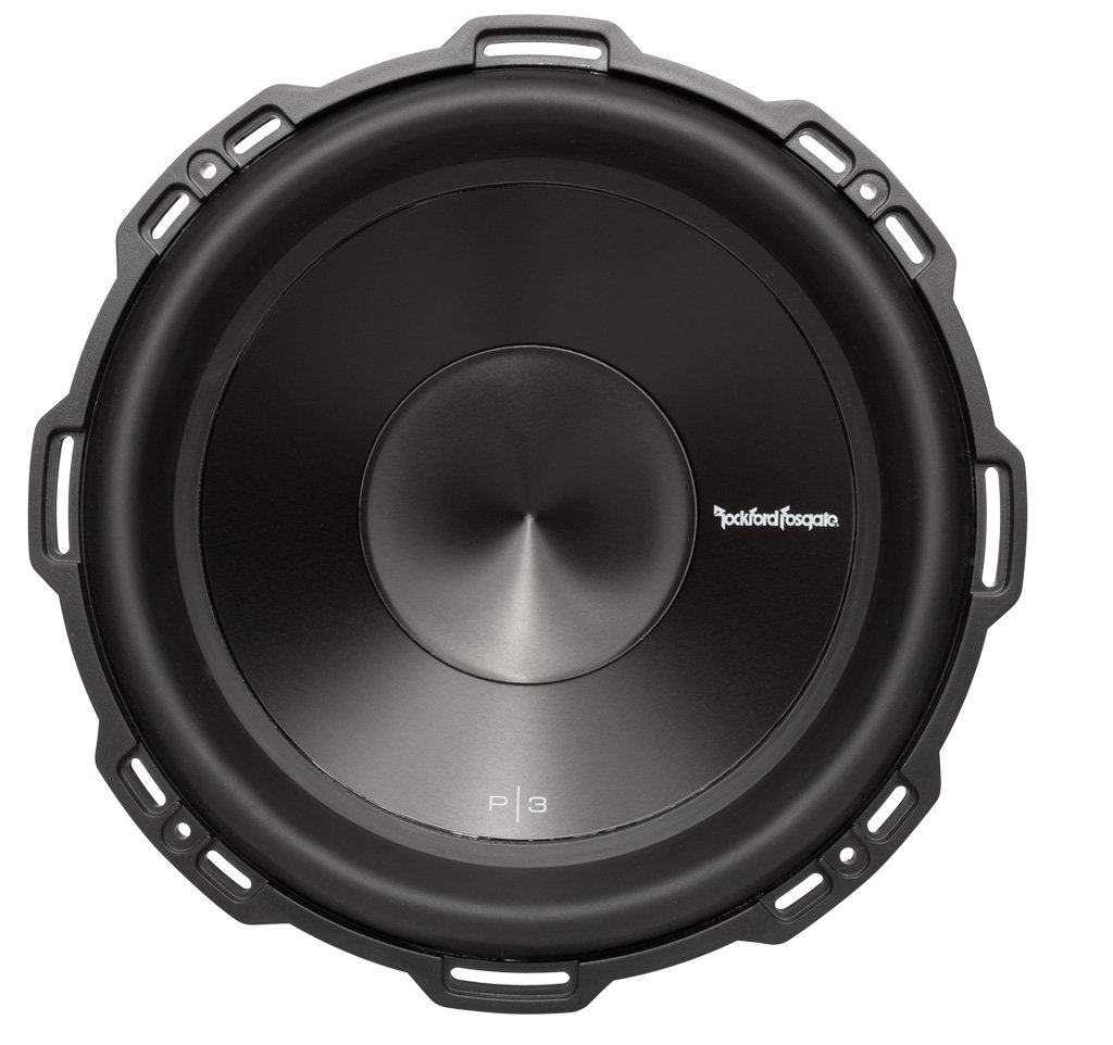 """Rockford 12"""" Subwoofer - Punch Series  P3D4-12"""