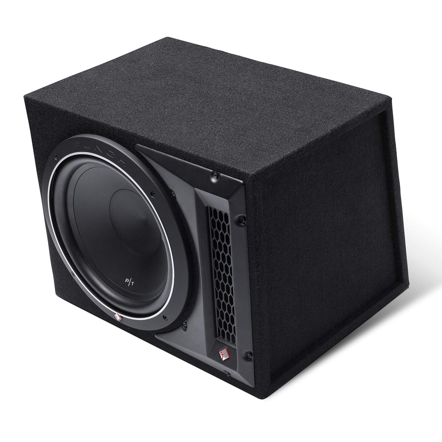 "Rockford Single P1 12"" Loaded Enclosure - Punch Series  P1-1X12"