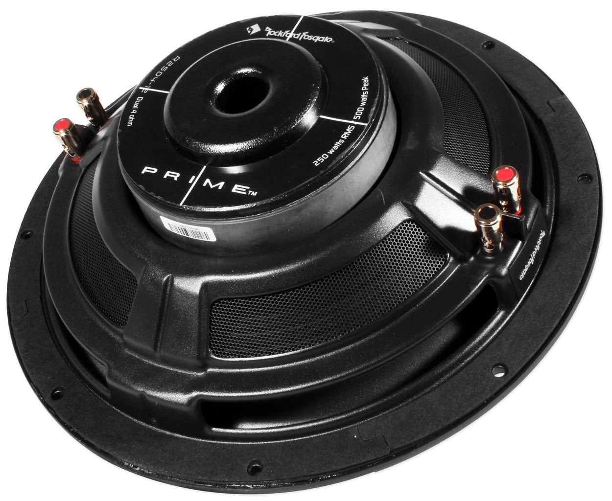 """Rockford R2 Shallow 12"""" 4-Ohms DVC Subwoofer - Prime Series R2SD4-12"""