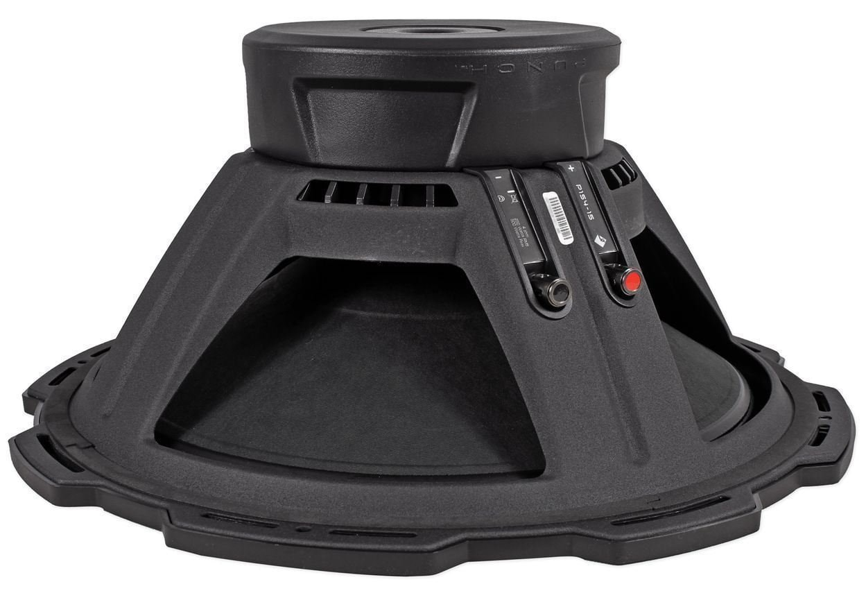 """Rockford P1 15"""" Single Voice Subwoofer - Punch Series  P1S4-15"""