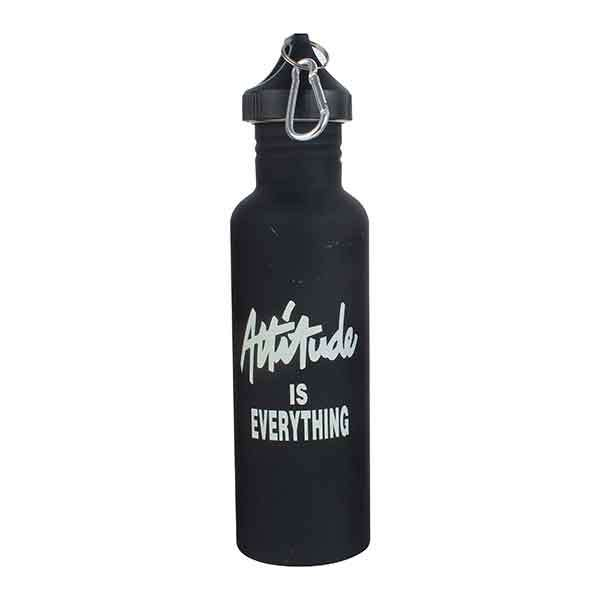 Corporate : Attitude Is Everything Metal Long Sipper MS-01