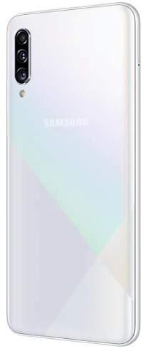 Samsung Galaxy A30s (RAM 4 GB, 64 GB, Prism Crush White)