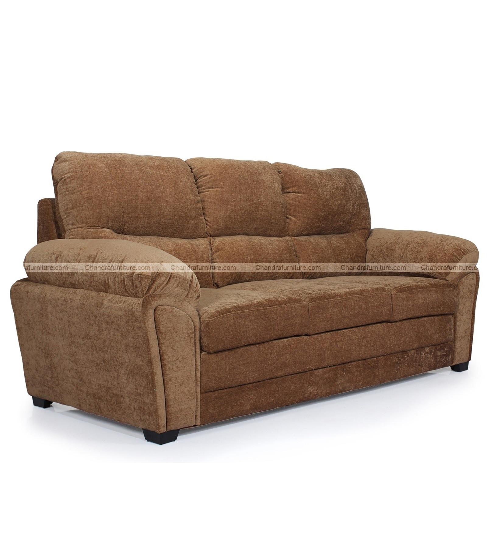 Chandra Furniture Image Sofa Set In Dark Colour Lathrite