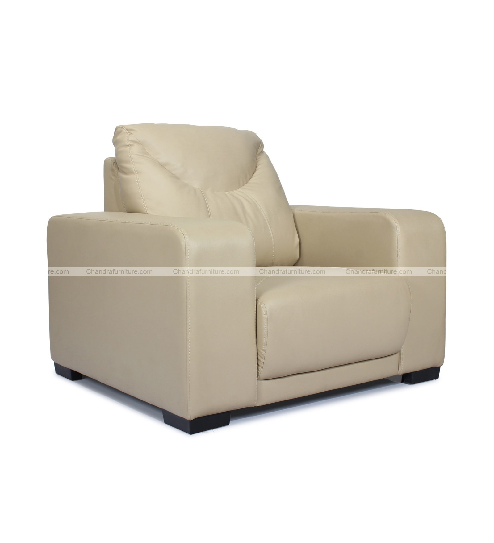 Chandra Furniture Resta Sofa Set In Lite Colour Lathrite