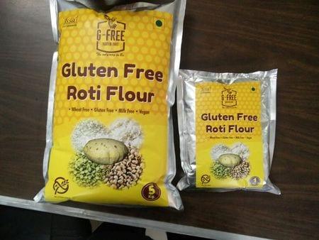 CT Gluten Free Flour Atta
