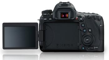 Canon EOS 6D Mark II Body 26.2 MP DSLR Camera