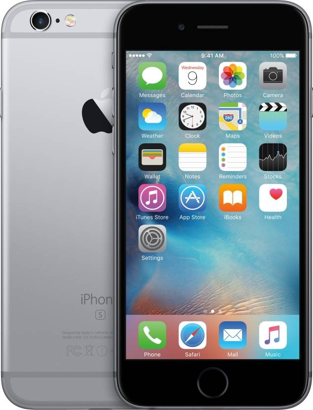 IPhone 6S (32 GB, Space Grey)