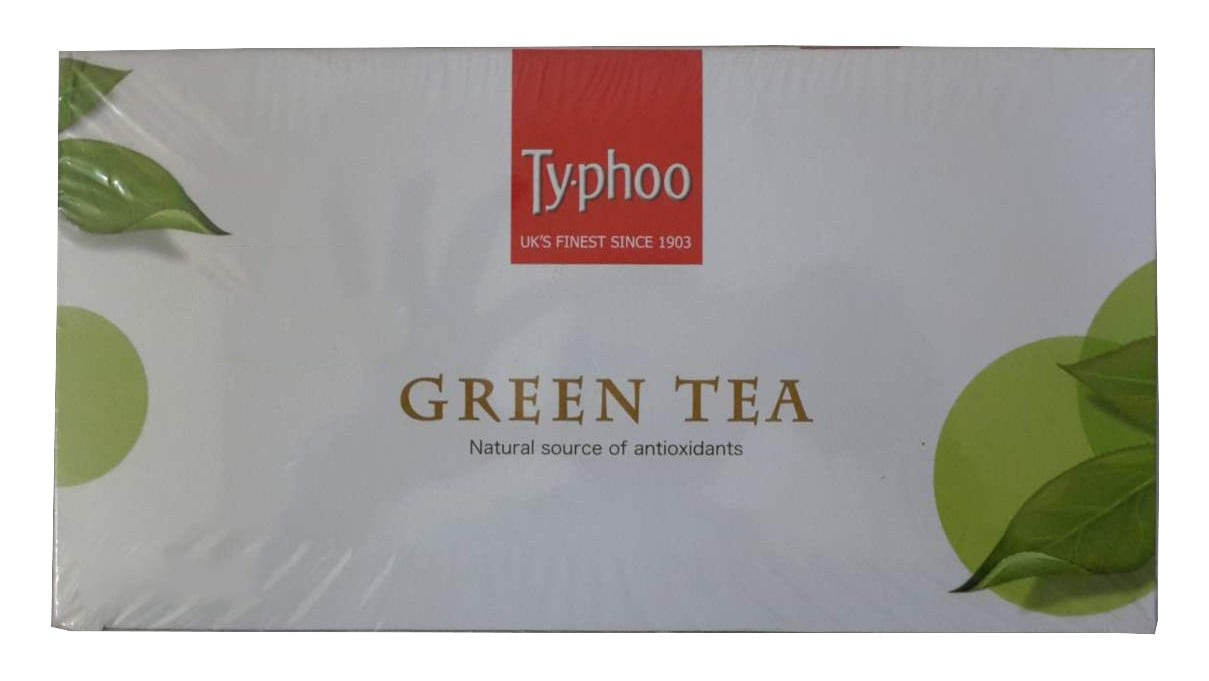 Typhoo Green Tea 100 Pc