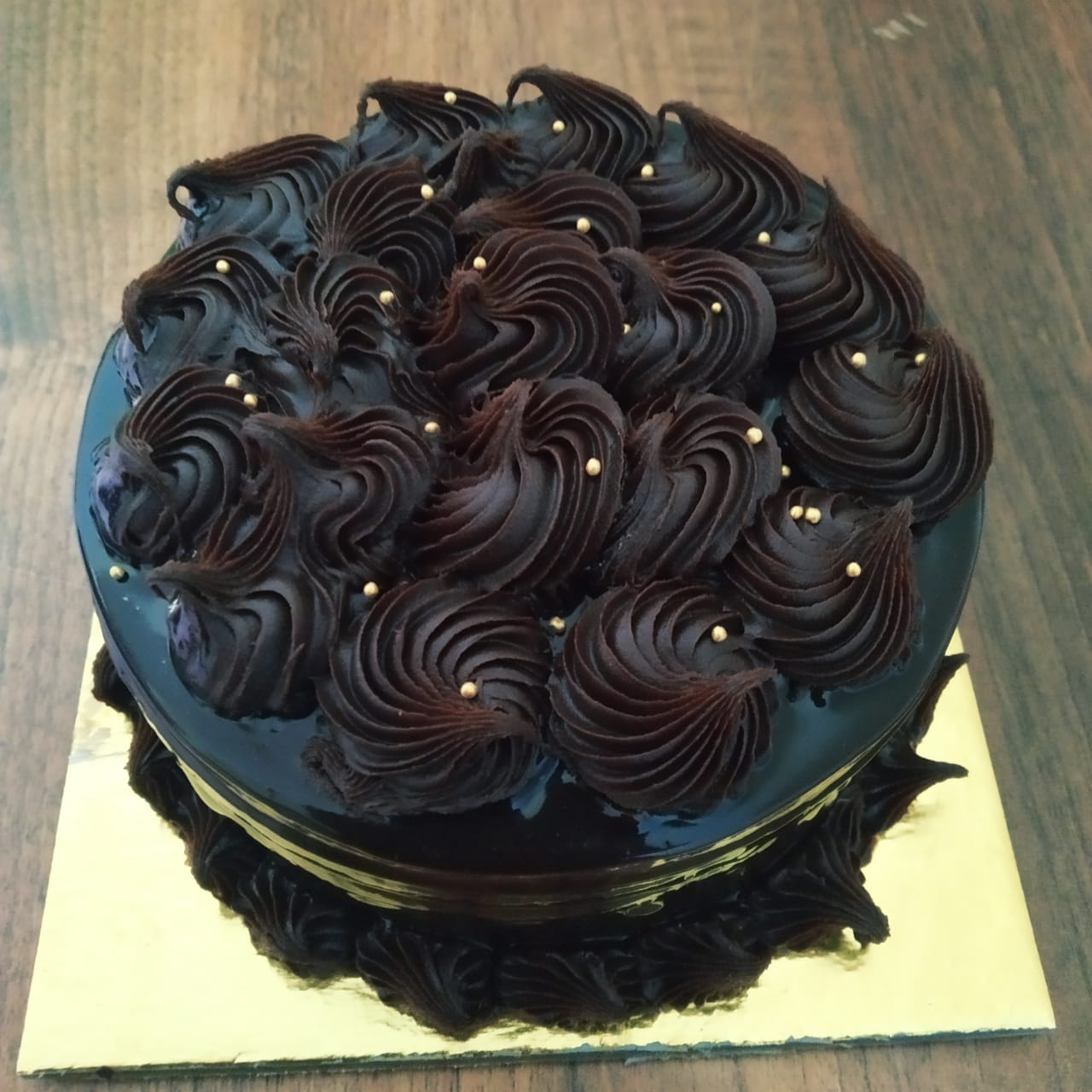 Death By Chocolate Cake (500 Gm,Death By Chocolate)