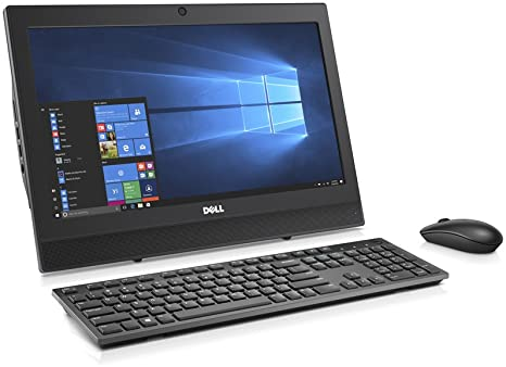Dell 3050-Optiplex All-in-One 19.5 Inches Computer With (Intel Core I5 7th Gen, 4 GB, 500 GB, DVD RW, Wi-Fi/BW, Windows 10, Wire KB With Mouse
