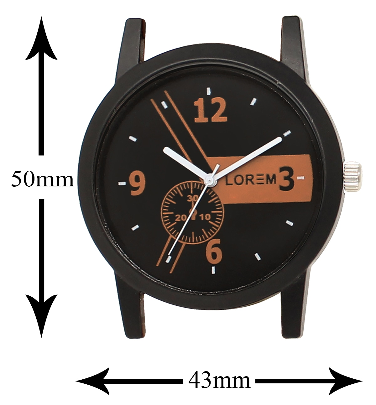 Lorem Multi-Colour Dial Men's & Boy's Watch -Watch