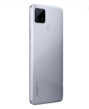 Realme C15 ( 4GB RAM, 64GB, Power Silver )