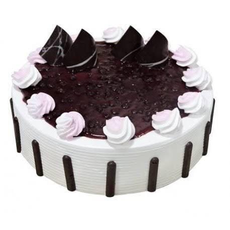 Blue Berry Fruit Cake