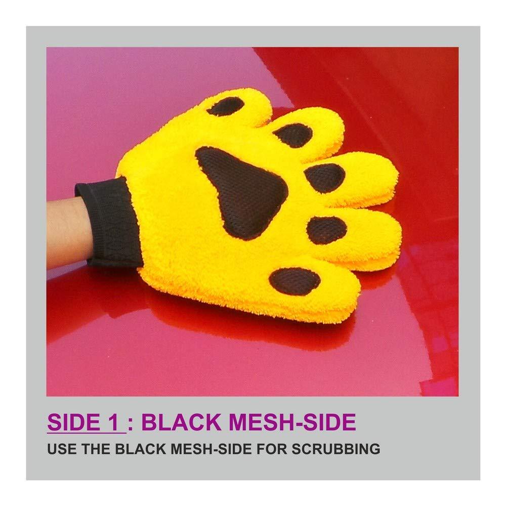 Bergmann Tiger Paw Mitt Gloves